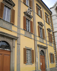 Facciata Istituto S. Caterina
